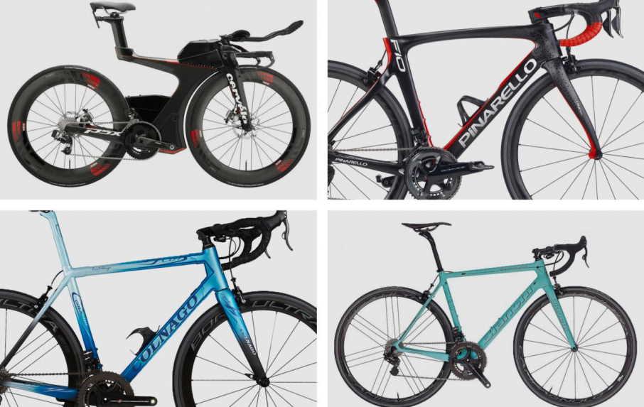 bike's equipment